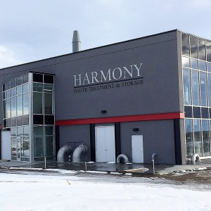 Harmony Water/Waste Water Treatment Plant